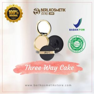 Bedak B Erl Three Way Cake