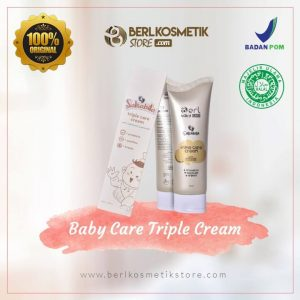 B Erl Baby Cream Salsabila Triple Care